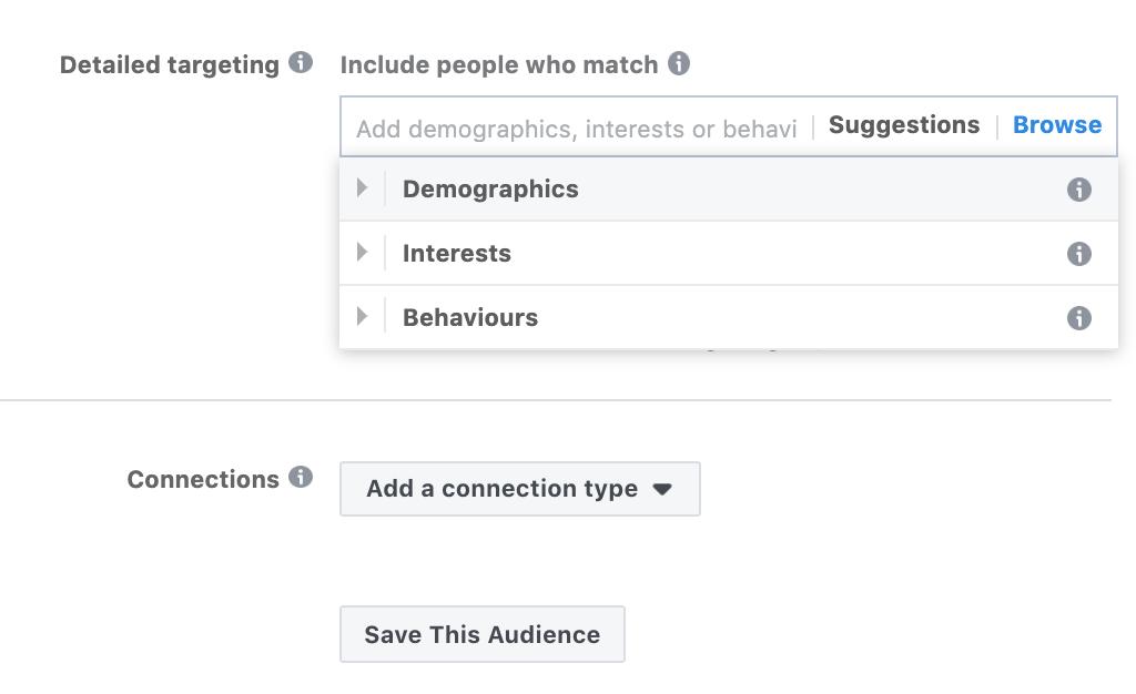 geração de leads - facebook ads
